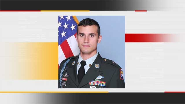Shawnee Solider Up For 'Soldier Of The Year' Award