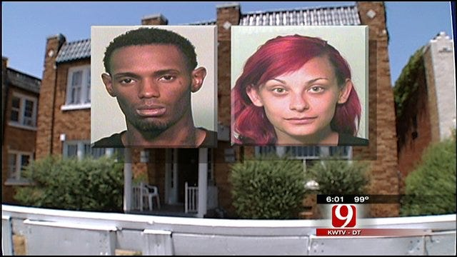 Couple Jailed On Child Neglect Complaint In Oklahoma City