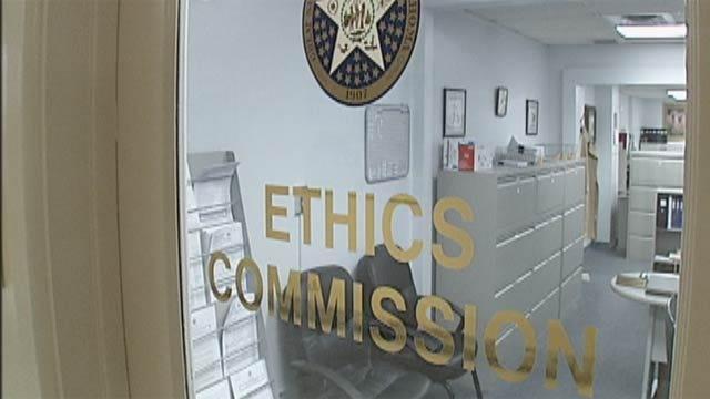 Lobbyist Reprimanded, Oklahoma Impact Team Sparked Investigation