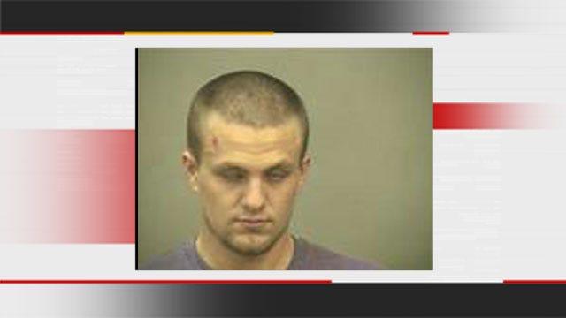 Edmond Police Arrest Auto Burglary Suspect