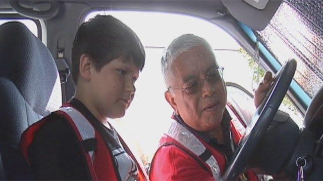 Oklahoma Boy Donates Birthday Money To Red Cross