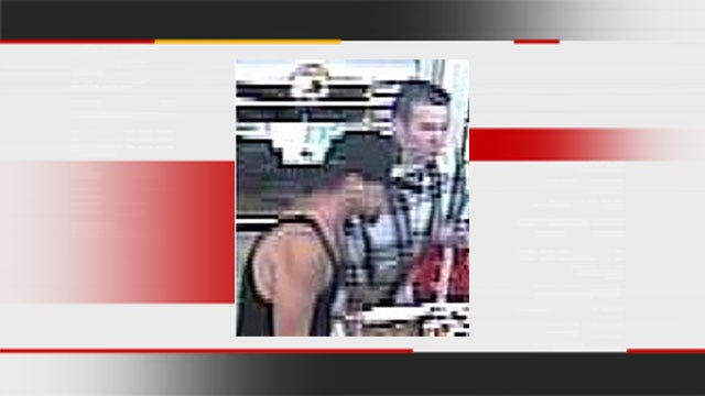 Beer Thieves Pull Gun When They Can't Get Out Of OKC Store