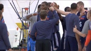 NBA Lockout Threatens Bricktown, OKC Business Receipts