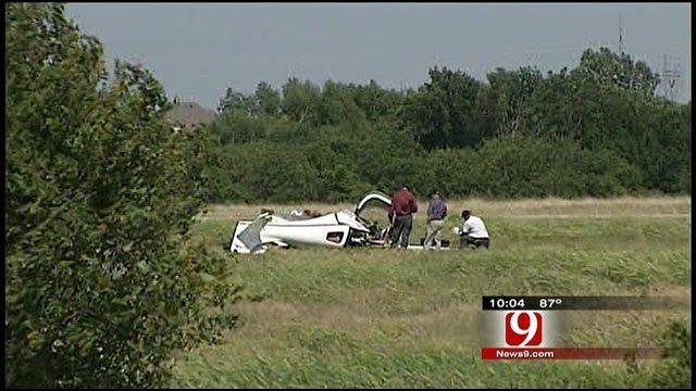 One Person Dead In Small Plane Crash In Oklahoma City