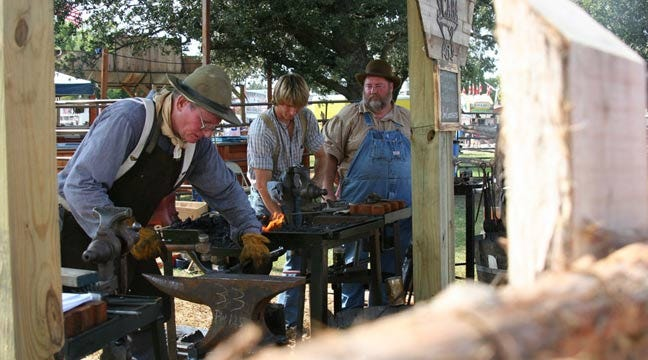Relive The Old West At Yukon's Chisholm Trail Crawfish Festival