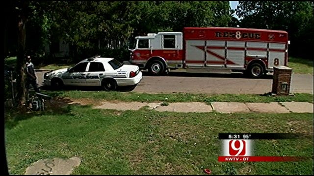 Bizarre OKC Police Standoff Ends With One In Custody