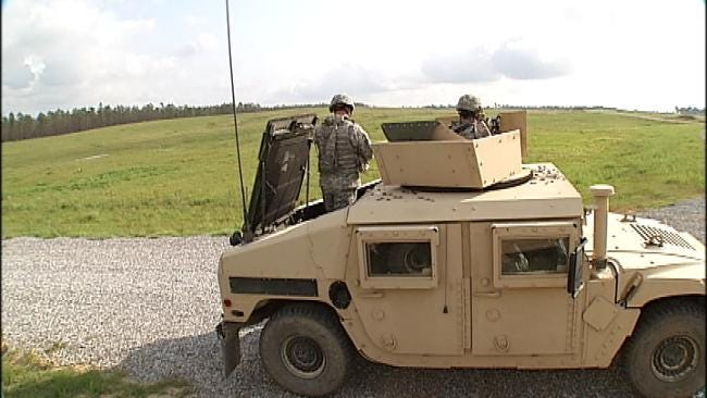 Thousands Of Oklahomans To DeployTo Afghanistan Soon