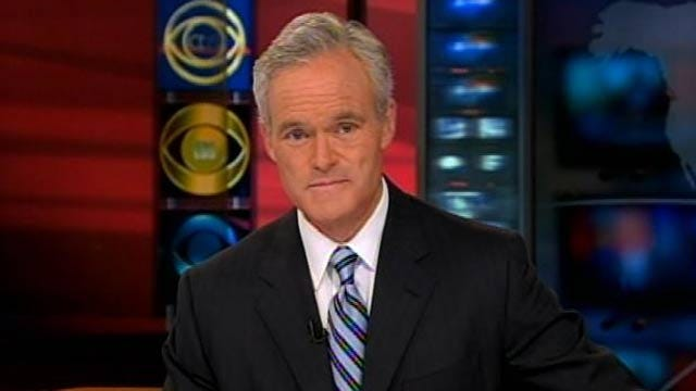 CBS News Anchor Scott Pelley Knows Oklahoma