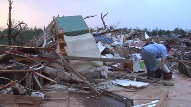 Disaster Declaration For Oklahoma Approved
