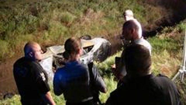 Man Killed In Car Crash In Choctaw