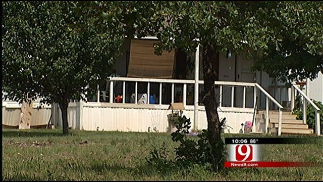 Suspect In Lincoln County Machete Attack Behind Bars
