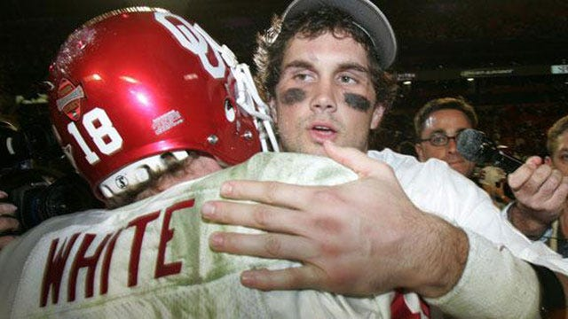 Vacated USC Title Won't Go to OU