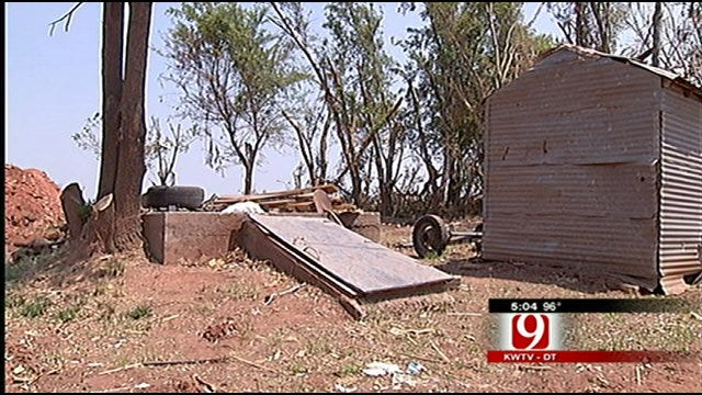 Some Oklahoma Lawmakers Are Calling For More Shelters
