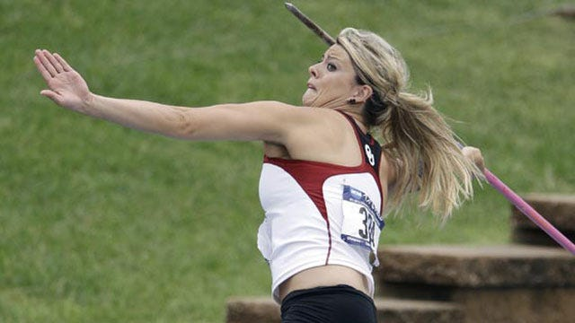 OU's Brittany Borman Claims Javelin National Title