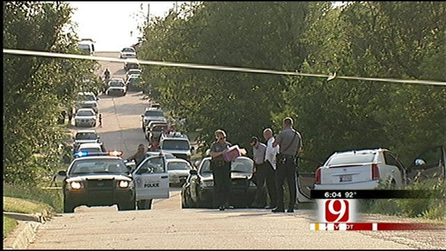 Serious Crimes Up In OKC Neighborhood