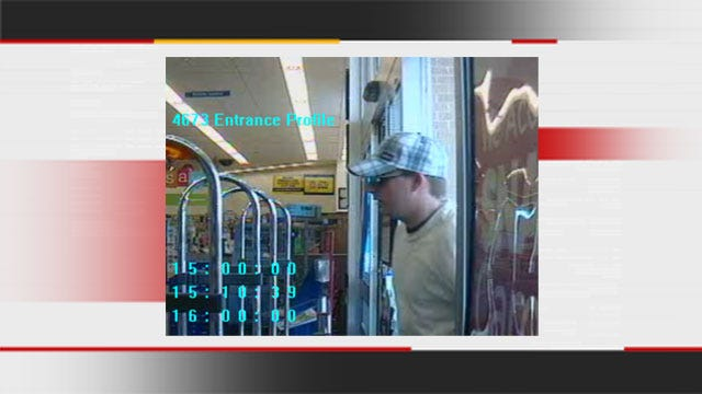 Warr Acres PD Seeks Pharmacy Robbery Suspect