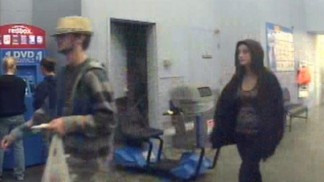 Enid Police Searching For Credit Card Theft Suspect