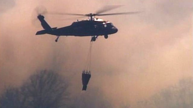 Fire Danger Remains High, Oklahoma Forestry Services Warn