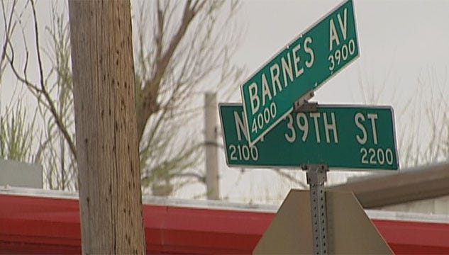Dangerous OKC Intersection Prompts Residents To Push For Crosswalk