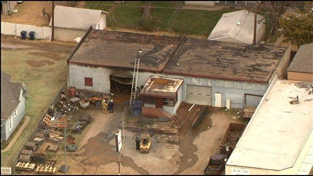 Cause Of El Reno Business Fire Under Investigation