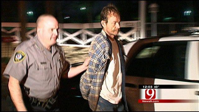 Man Arrested After Short Pursuit In Stolen Car