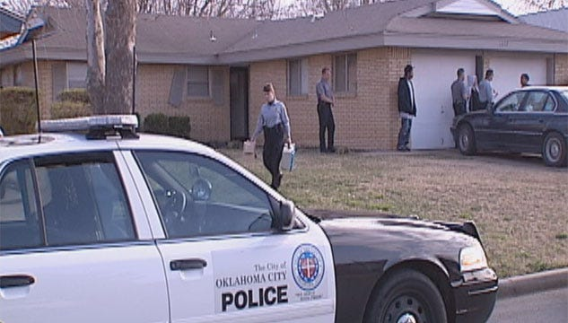 Police Seek 2 Men In Southwest OKC Home Invasion