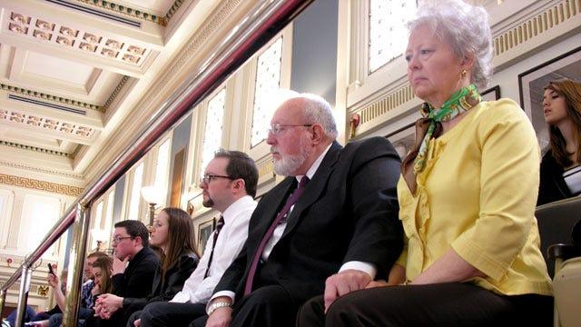 State Senate OKs Crackdown On DUIs After Edmond Woman's Death