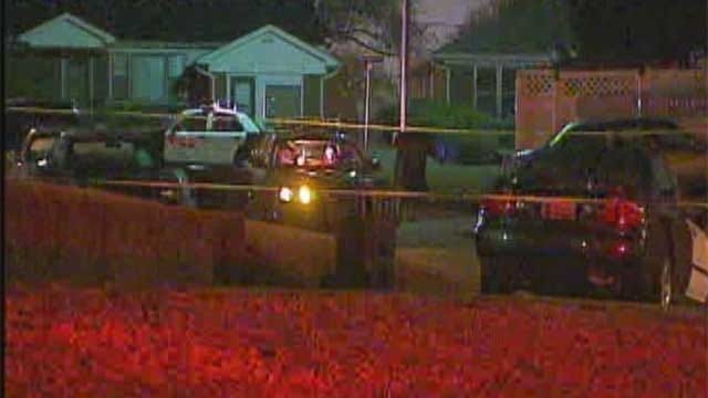 Police Arrest Suspect In N.E. OKC Homicide