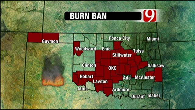 Wildfire Danger High Thursday