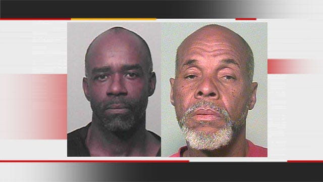 2 Arrested For Stealing A/C Unit From Oklahoma City School