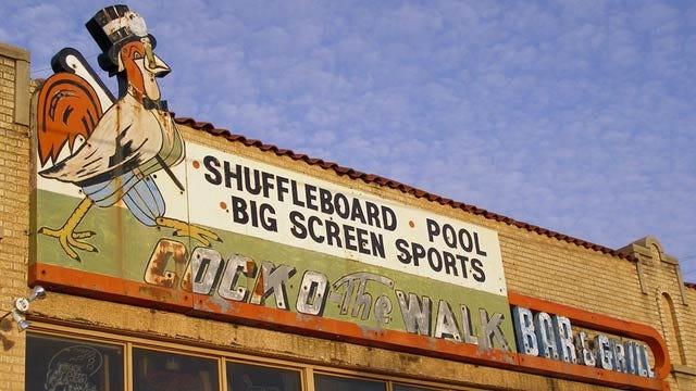 Local Bar Recreates Original Neon Sign, Restoring It To Former Glory