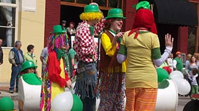 St. Patrick's Day Festivities Run Into Weekend With Annual Parade