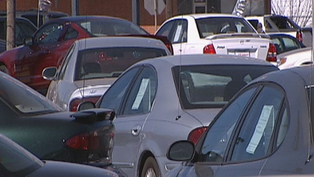 Consumer Watch: Recalled Cars Sold In Oklahoma