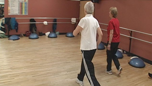 Seniors Going To The Extreme To Stay Healthy With Bootcamp