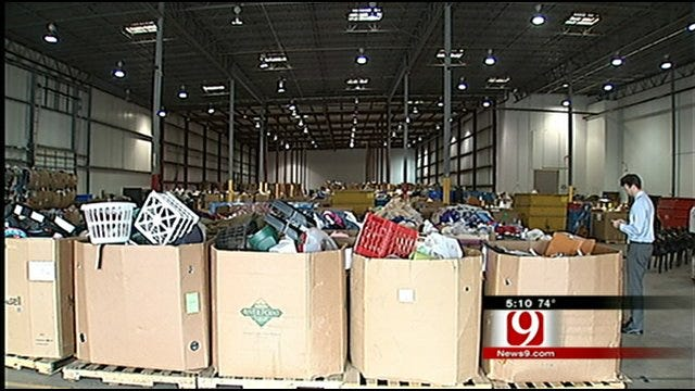 Goodwill, Chesapeake Recycling Center Unveiled