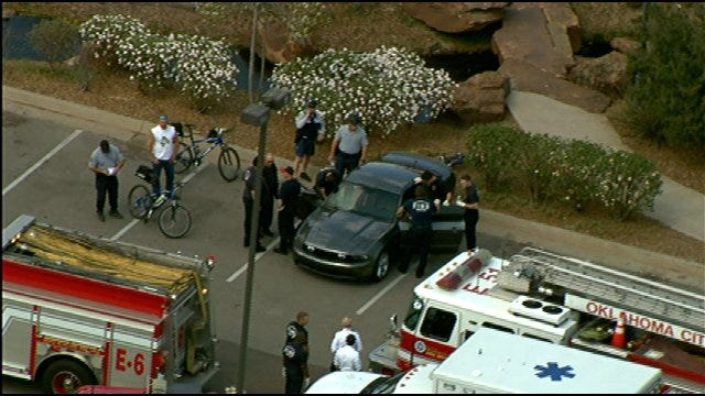 Accidental Shooting At Bricktown's Bass Pro Shop