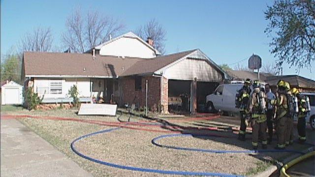 Explosion In Family's Garage Rocks Bethany Neighborhood