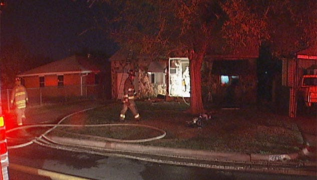 OKC Family Without Working Smoke Detector Escapes House Fire