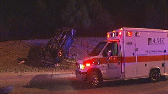 Bar Fight Leads To Fatal Police Chase In Midwest City