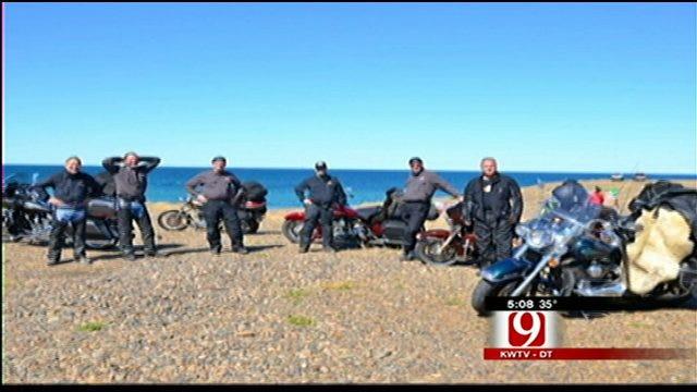 Motorcycle Mission Postponed After Crash, Injury
