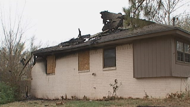 Survivors Of Fatal Norman House Fire Say Victim Had Nowhere To Go