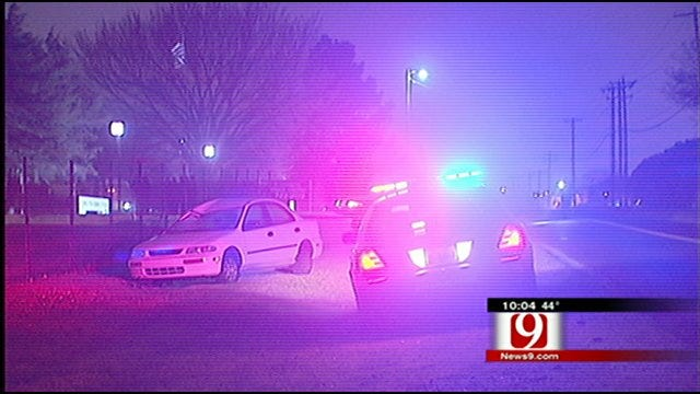Teen Hit By Vehicle While Skateboarding In N.W. Oklahoma City
