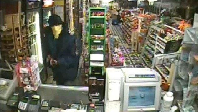 Police Need Help Identifying Enid Convenience Store Armed Robber