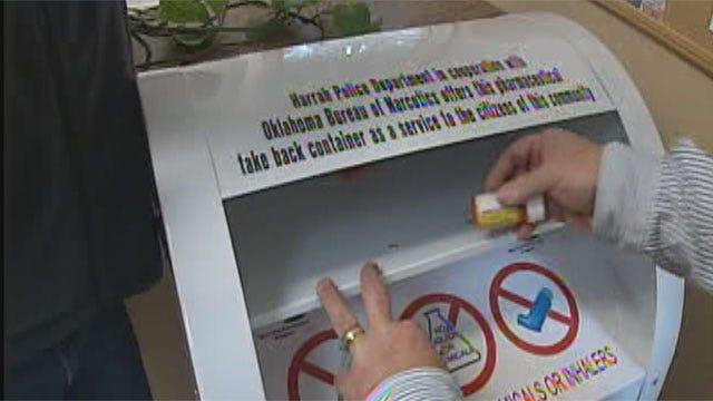 Harrah Junior High Students Arrested In Prescription Drug Overdose Case