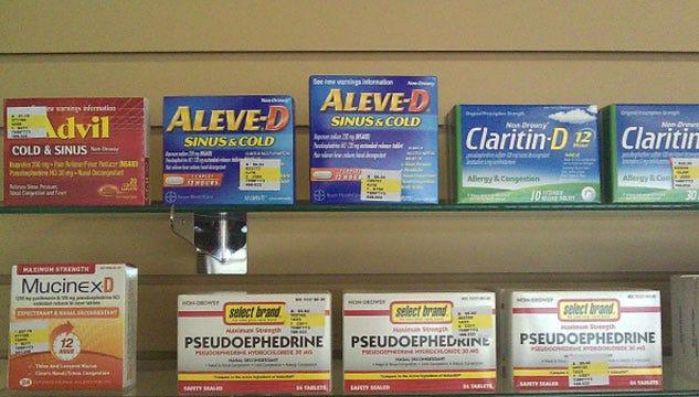Oklahoma May Require Prescription For Common Cold Medicine
