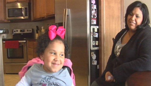 5-Year-Old MDA Goodwill Ambassador's Family Car Stolen