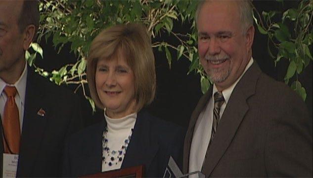 Radio Oklahoma Network's Ron Hays Receives Prestigious Honor