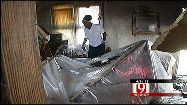 Teen Saves Family From House Fire In S.E. Oklahoma City