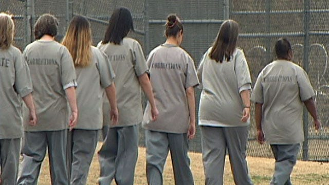 Oklahoma Leads Nation For Women Behind Bars, Is There A Better Solution?