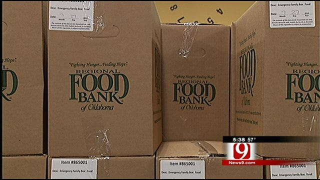 Rising Food, Gas Prices Costing Food Bank Thousands More A Month
